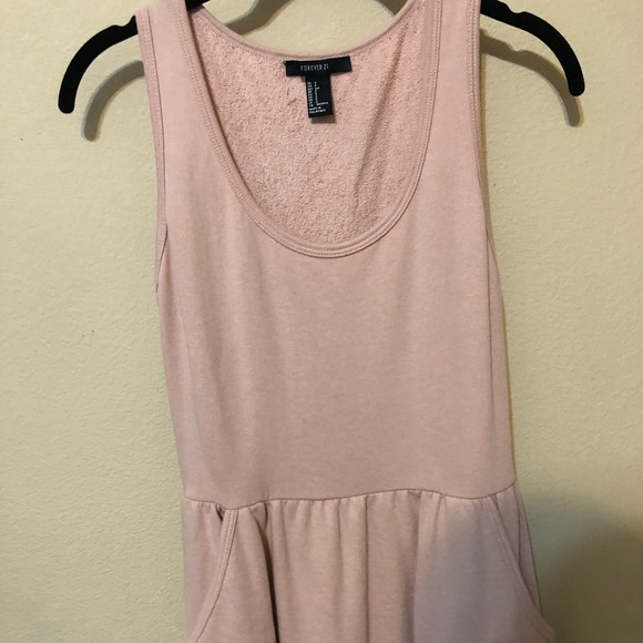 Forever 21 Dresses Blush Colored Dress Poshmark